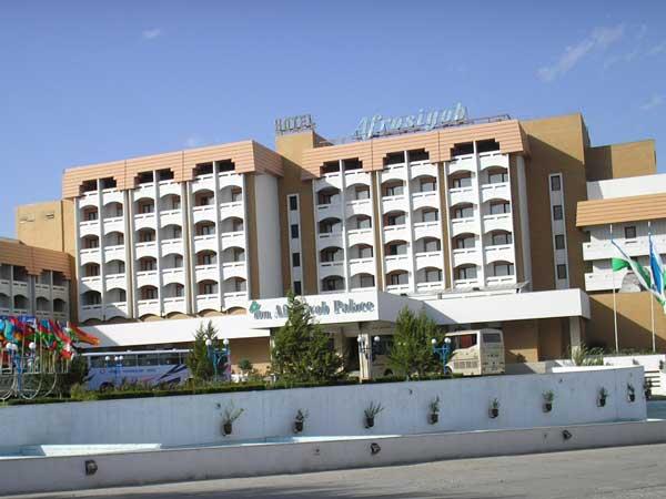 Afrosiyob-Hotel-Samarkand