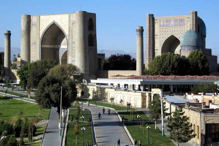 Bibi-Khanim-Mosque