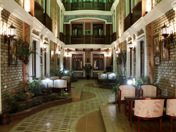 Grand-Samarkand-Hotel