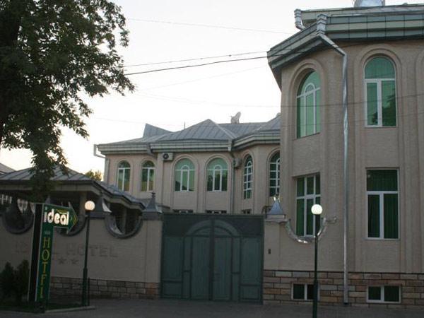 Ideal-Hotel-Samarkand