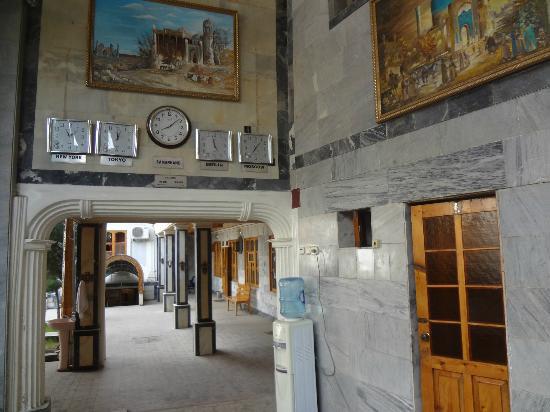 Kamila-Hotel-Samarkand