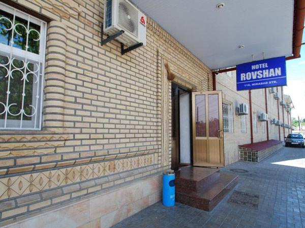 Rovshan-Hotel-Tashkent