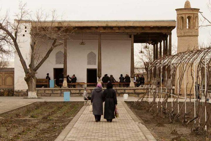 Complex-of-Bakhauddin-Naqshbandi-2