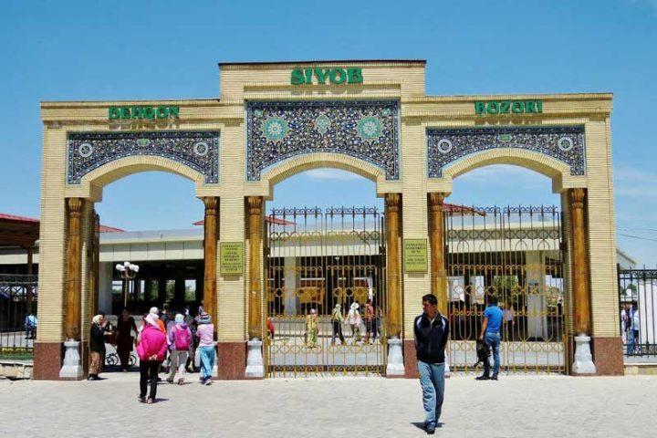 Siab-Bazar-Samarkand