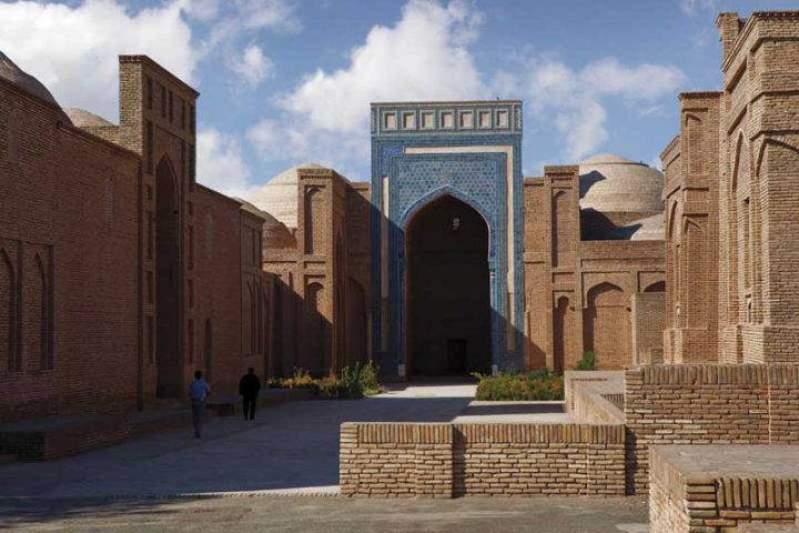 Sultan-Saodat-Complex